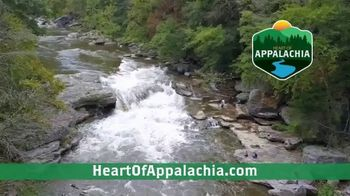 Heart Of Appalachia Tourism Authority TV Spot, 'Heart Pounding Adventure' - Thumbnail 3