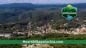 Heart Of Appalachia Tourism Authority TV Spot, 'Heart Pounding Adventure' - Thumbnail 4