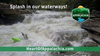 Heart Of Appalachia Tourism Authority TV Spot, 'Heart Pounding Adventure' - Thumbnail 5