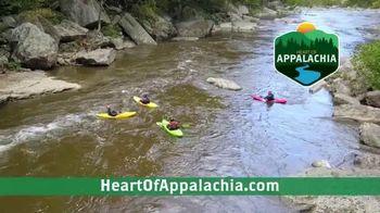 Heart Of Appalachia Tourism Authority TV Spot, 'Heart Pounding Adventure' - Thumbnail 9