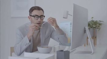 Webflow TV Spot, 'If Life Were Like Web Design: Cereal'