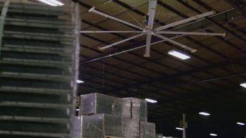 Big Ass Fans TV Spot, 'Air Disinfection Technology' - Thumbnail 2