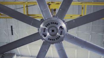 Big Ass Fans TV Spot, 'Air Disinfection Technology' - Thumbnail 8
