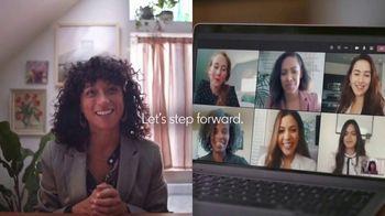 LinkedIn TV Spot, 'Let's Step Forward: Building Community'