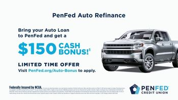 PenFed TV Spot, 'Obstacle Course: Auto Refinancing and $150 Bonus' - Thumbnail 9