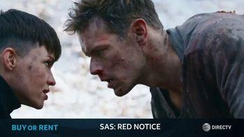 DIRECTV NOW TV Spot, 'SAS: Red Notice'