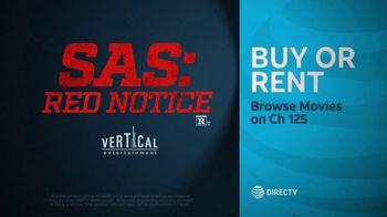 DIRECTV NOW TV Spot, 'SAS: Red Notice' - Thumbnail 9