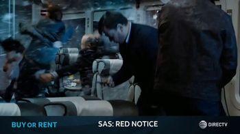 DIRECTV NOW TV Spot, 'SAS: Red Notice' - Thumbnail 2