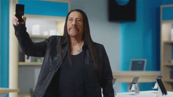 AT&T Wireless Active Armor TV Spot, 'Fraud Call' Featuring Danny Trejo