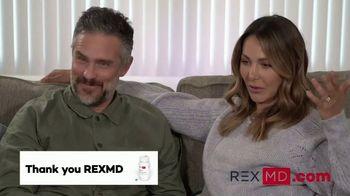 REX MD TV Spot, 'I Felt Weak'