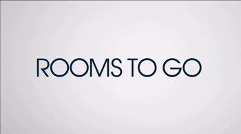 Rooms to Go 30th Anniversary Sale TV Spot, 'Stylish East Side Four Piece Living Room Set' Song by Junior Senior - Thumbnail 1