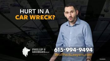 Phillip S. Georges, PLLC TV Spot, 'Ran a Stoplight'