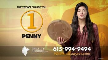 Phillip S. Georges, PLLC TV Spot, 'Ran a Stoplight' - Thumbnail 3