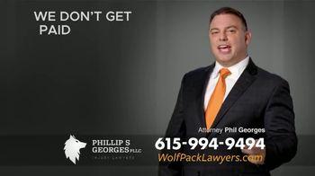Phillip S. Georges, PLLC TV Spot, 'Ran a Stoplight' - Thumbnail 4