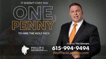 Phillip S. Georges, PLLC TV Spot, 'Ran a Stoplight' - Thumbnail 5