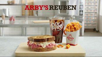 Arby's Reuben TV Spot, 'It's That Time' Song by YOGI - Thumbnail 4