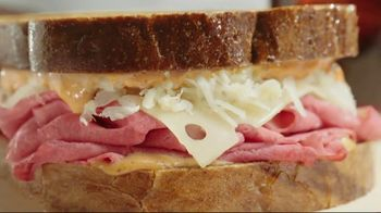 Arby's Reuben TV Spot, 'It's That Time' Song by YOGI - 21 commercial airings