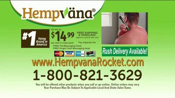 Hempvana Rocket TV Spot, 'The Wireless Electric Stimulation Pain Relief Pen' - Thumbnail 10