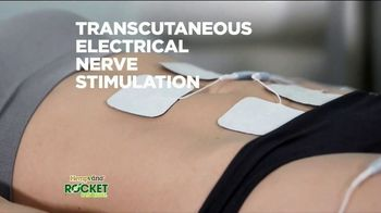 Hempvana Rocket TV Spot, 'The Wireless Electric Stimulation Pain Relief Pen' - Thumbnail 4