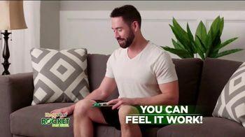 Hempvana Rocket TV Spot, 'The Wireless Electric Stimulation Pain Relief Pen' - Thumbnail 5