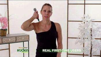 Hempvana Rocket TV Spot, 'The Wireless Electric Stimulation Pain Relief Pen' - Thumbnail 6