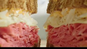 Arby's Reuben TV Spot, 'College Basketball' Song by YOGI - 7 commercial airings