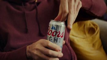 Coors Light TV Spot, 'Lookin for Love' Song by Johnny Lee