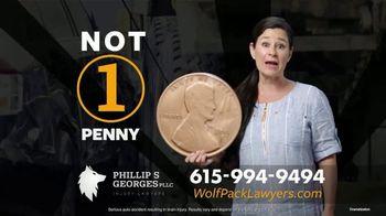 Phillip S. Georges, PLLC TV Spot, 'No Costs Upfront' - Thumbnail 3