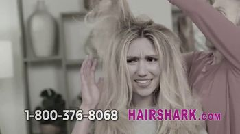 Hairshark TV Spot, 'Turn up the Volume: $29.99' - Thumbnail 5