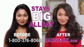 Hairshark TV Spot, 'Turn up the Volume: $29.99' - Thumbnail 7