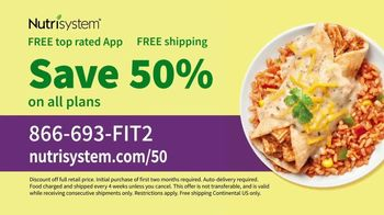 Nutrisystem TV Spot, 'Backed by Science: Save 50%' - Thumbnail 9