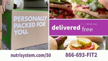 Nutrisystem TV Spot, 'Backed by Science: Save 50%' - Thumbnail 1