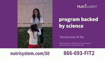 Nutrisystem TV Spot, 'Backed by Science: Save 50%' - Thumbnail 2