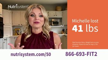 Nutrisystem TV Spot, 'Backed by Science: Save 50%' - Thumbnail 7
