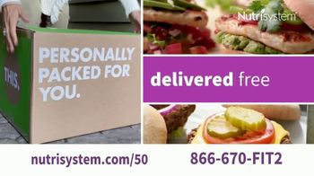 Nutrisystem TV Spot, 'Backed by Science: Special Deal'