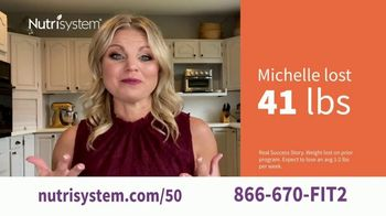 Nutrisystem TV Spot, 'Backed by Science: Special Deal' - Thumbnail 7