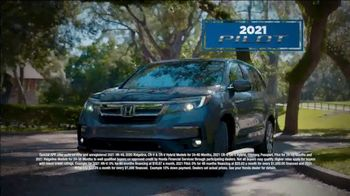 Honda Dream Garage Spring Event TV Spot, 'Get a Honda SUV' [T2] - Thumbnail 4
