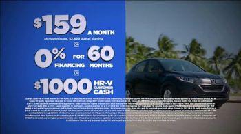 Honda Dream Garage Spring Event TV Spot, 'Get a Honda SUV' [T2] - Thumbnail 5