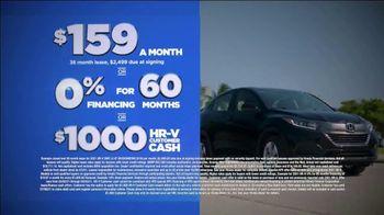 Honda Dream Garage Spring Event TV Spot, 'Get a Honda SUV' [T2] - Thumbnail 6