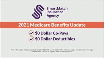 SmartMatch Insurance Agency TV Spot, '2021 Medicare Benefits Update: Free Review' - Thumbnail 2