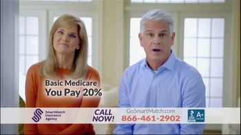 SmartMatch Insurance Agency TV Spot, '2021 Medicare Benefits Update: Free Review' - Thumbnail 3