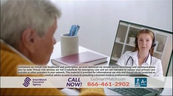 SmartMatch Insurance Agency TV Spot, '2021 Medicare Benefits Update: Free Review' - Thumbnail 6