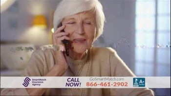 SmartMatch Insurance Agency TV Spot, '2021 Medicare Benefits Update: Free Review' - Thumbnail 7