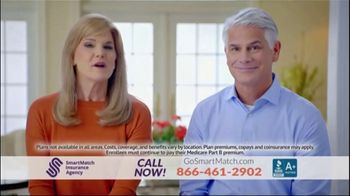 SmartMatch Insurance Agency TV Spot, '2021 Medicare Benefits Update: Free Review' - Thumbnail 8