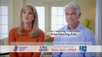 SmartMatch Insurance Agency TV Spot, '2021 Medicare Benefits Update: Free Review' - Thumbnail 9