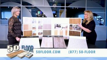 50 Floor March Special TV Spot, 'CBS 11: Spring Cleaning'