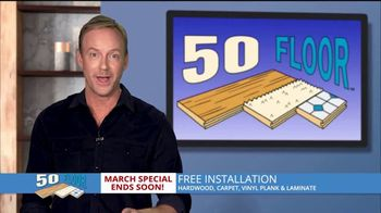 50 Floor March Special TV Spot, 'Detroit: Tax Refund' - Thumbnail 4