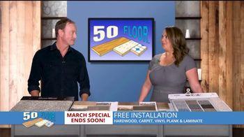 50 Floor March Special TV Spot, 'Detroit: Tax Refund'