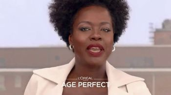 L'Oreal Age Perfect Serum Foundation TV Spot, 'Just for Us' Ft. Viola Davis, Helen Mirren - 5595 commercial airings