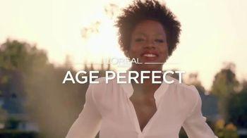 L'Oreal Age Perfect Serum Foundation TV Spot, 'Just for Us' Ft. Viola Davis, Helen Mirren - Thumbnail 1
